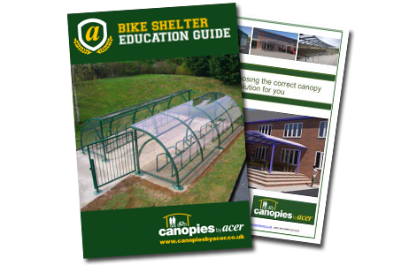 Information on choosing and planning your canopy, shelter or covered walkway