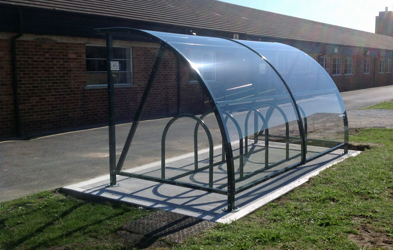 Carolina Cycle Shelter