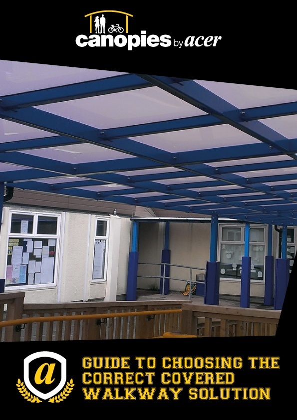 Guide To Choosing The Correct Covered Walkway Solution