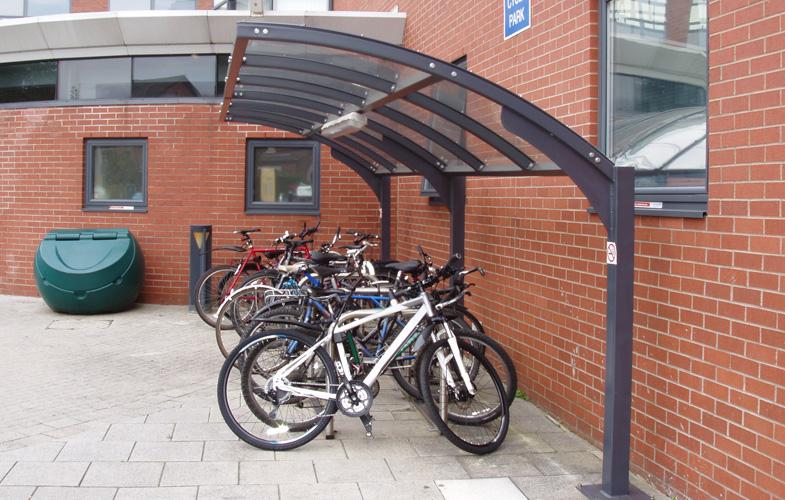 Rowan Cycle Shelter