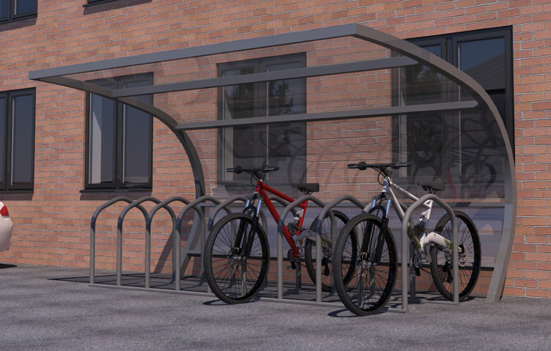 Sycamore Cycle Shelter